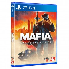 Mafia: Definitive Edition for PlayStation 4