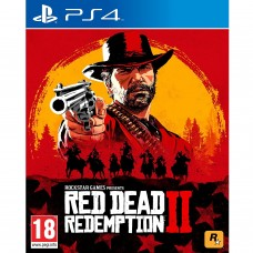 Red Dead Redemption 2 Sony PS4 Game