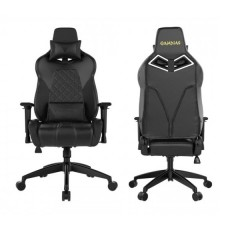 Gamdias ACHILLES E1 L Gaming Chair Black