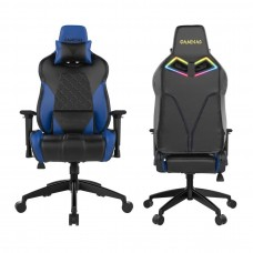 Gamdias ACHILLES E1 L Gaming Chair Black and Blue