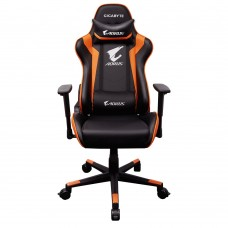 Gigabyte Aorus AGC300 Gaming Chair with Lumbar Cushion And Headrest