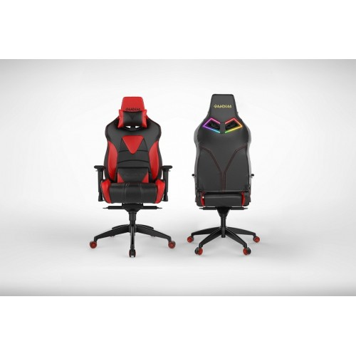 Gamdias Achilles M1-L Gaming Chair (Black)
