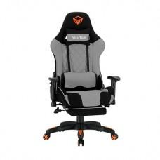 MeeTion MT-CHR25 2D Armrest Massage E-Sport Gaming Chair with Footrest