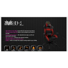 Gamdias ZELUS E1 Large Gaming Chair