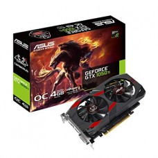 Asus Cerberus GeForce GTX 1050 Ti OC Edition 4GB GDDR5 Graphics Card
