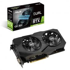 Asus Dual GeForce RTX 2060 Super EVO V2 OC Gaming Edition 8GB Graphics Card