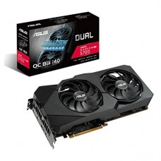 Asus Dual Radeon RX 5700 XT Evo OC edition 8GB Graphics Card