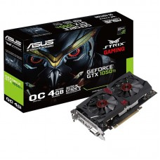 Asus Geforce GTX 1050 Ti Strix DC2 OC 4G GDDR5 Graphics Card