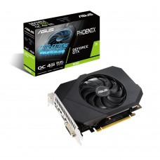 Asus Phoenix GeForce GTX 1650 OC Edition 4GB GDDR6 Graphics Card