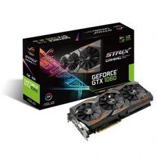 Asus Rog Strix GeForce GTX 1060 6GB DDR5 Graphics Card