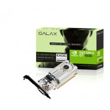 GALAX GeForce® GT 1030 EXOC White 2GB GDDR5 graphics card