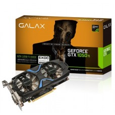 GALAX GeForce® GTX 1050 Ti EXOC 4 GB DDR5 graphics Card