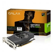 GALAX GeForce® GTX 1050 Ti OC DDR5 4 GB Graphics Card
