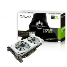 GALAX GeForce® GTX 1060 EXOC White 6GB GDDR5 Graphics Card