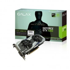 Galax GeForce GTX 1060 OC 6GB GDDR5X Graphics Card