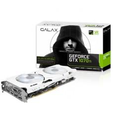 GALAX GeForce® GTX 1070 Ti EX-SNPR WHITE 8GB GDDR5 Graphics Card