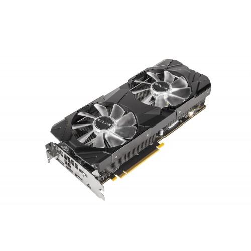 GALAX GeForce RTX 2070 EX (1-Click OC) 8GB GDDR6 Graphics Card