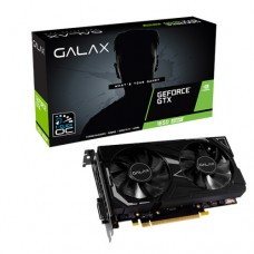 GALAX GeForce GTX 1650 Super EX (1-Click OC) 4GB GDDR6 Graphics Card