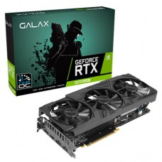 GALAX GeForce RTX 2070 Super EX Gamer Black Edition 8GB GDDR6 Graphics Card