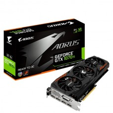 Gigabyte Aorus GeForce GTX 1070 Ti 8G GDDR5 Graphics Card