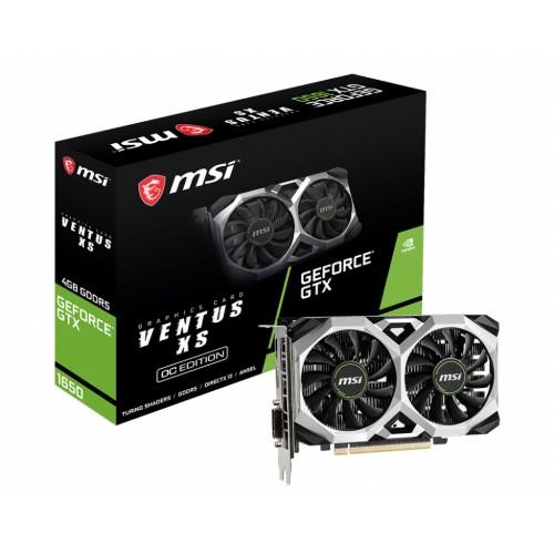 MSI GeForce GTX 1650 VENTUS XS 4G OC Graphics Card