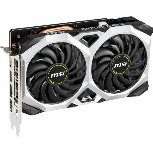 MSI GeForce RTX 2060 VENTUS XS 6G OC Graphics Card