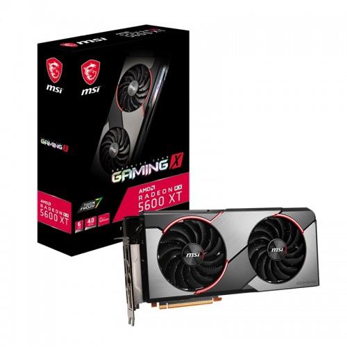 Msi Radeon Rx 5600 Xt Gaming X Graphics Card Price In Bangladesh
