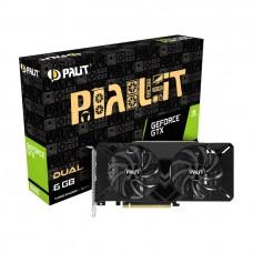 Palit GeForce GTX 1660 DUAL 6GB GDDR5 Graphics Card