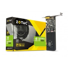 ZOTAC GeForce GT 1030 Low Profile 2GB GDDR5 Graphics Card