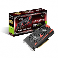 ASUS Expedition EX-GTX1050 Ti OC 4GB DDR-5 Graphics Card