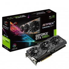 ASUS ROG STRIX GTX1080TI 11GB DDR-5 GAMING Graphics Card