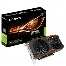 Gigabyte GTX 1050 Ti G1 Gaming 4GB DDR5 Graphics Card