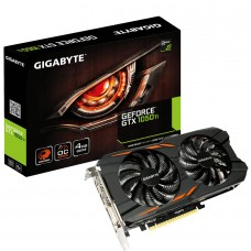 Gigabyte GTX 1050 Ti Windforce OC 4GB DDR5 Graphics Card