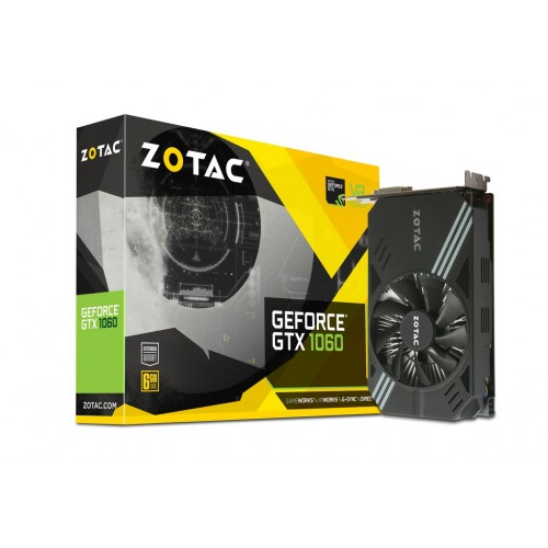 ZOTAC GEFORCE GTX 1060 6GB DDR5 Graphics Card
