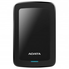 Adata HV300 1TB Black Slim External HDD