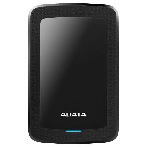 Adata HV300 2TB Black Slim External HDD