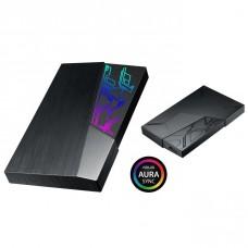 "Asus FX 2TB 2.5"" Aura Sync RGB USB 3.1 External HDD"