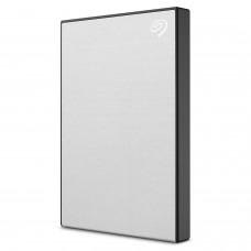 Seagate STHN1000401 Backup Plus Slim 1TB USB 3.0 Silver External HDD