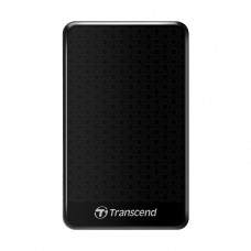 Transcend J25A3K 1TB USB 3.0 Black External HDD