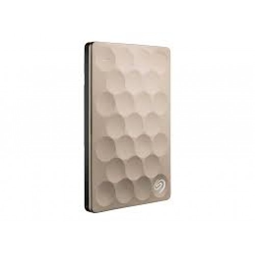 Seagate 2 TB Gold Backup Plus Ultra Slim Portable Drive