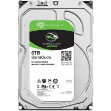 Seagate Barracuda 6TB 3.5 Inch Desktop HDD