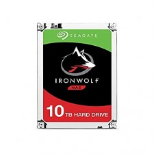 Seagate Ironwolf 10TB Home, SOHO and Small Business NAS HDD