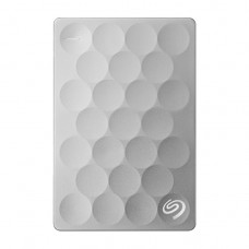 Seagate STEH1000300 Backup Plus Ultra Slim 1TB USB 3.0 Platinum External HDD