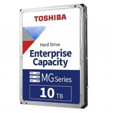 TOSHIBA MG06 Enterprise 10TB 3.5 Inch 7200RPM SATA HDD