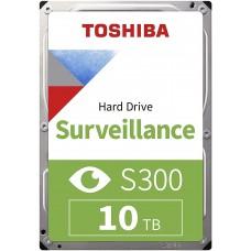 "Toshiba Surveillance S300 10TB 3.5"" Hard Drive"