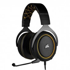 Corsair HS60 Pro 3.5mm Gaming Headphone (Yellow)