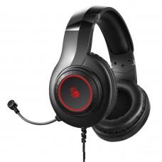 A4TECH Bloody G220 3.5mm & USB Gaming Headphone Black