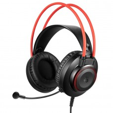 A4TECH Bloody G200S USB Gaming Headphone Black & Red
