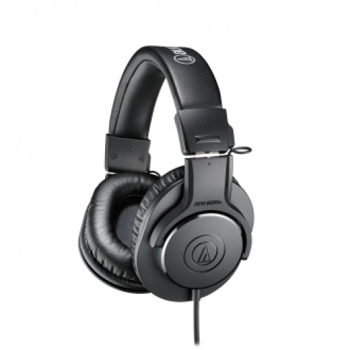 Audio Technica ATH-M20x Professional Studio Monitor Headphone