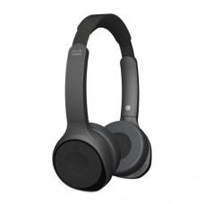 Cisco 730 Wireless Dual On-ear Headset Carbon Back